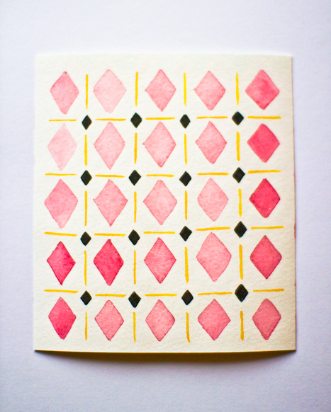 Pink & Yellos Patterns