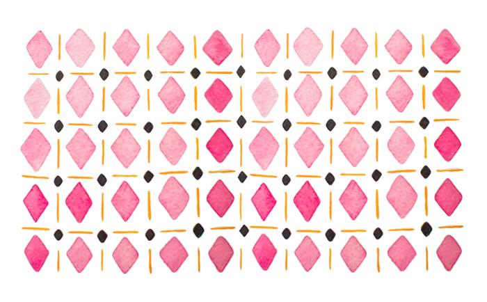 patternrosaamarillo