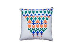 Handmade Cushion by Serena Olivieri