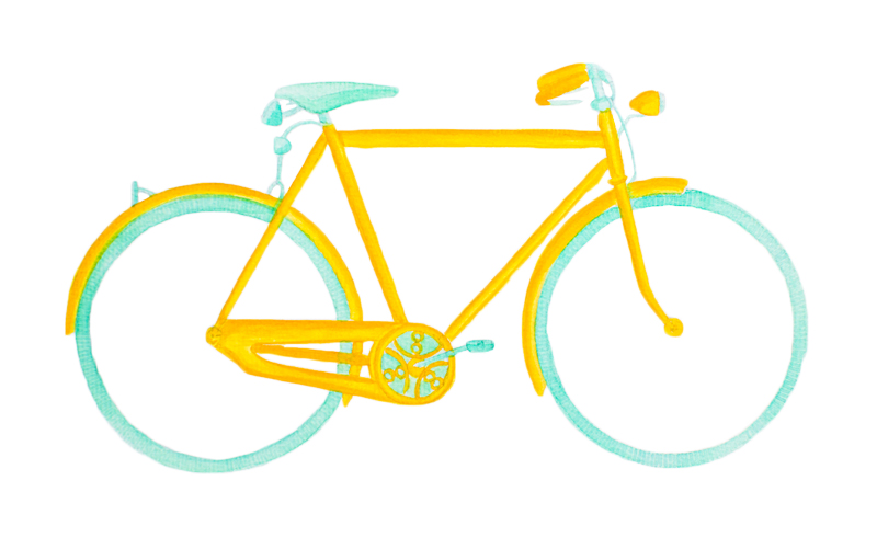 Spring Bycicle